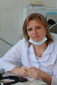 Врач-оториноларинголог Ронь Ольга Александровна