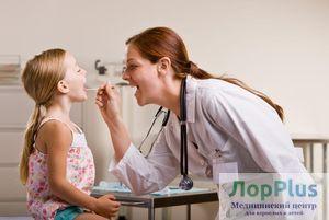 Лечение ангины у детей и взрослых