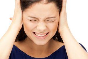 Наружный отит уха