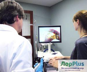 Удаление аденоидов эндоскопическим методом в Перми