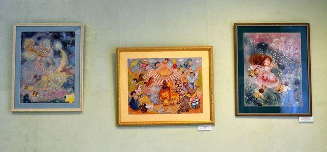 Картины Анастасии Столбовой