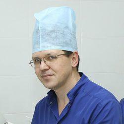 Лор-врач Сажин Александр Валерьевич