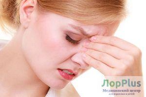 киста верхнечелюстной пазухи носа