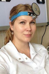 Омельченко Мария Васильевна, врач-оториноларинголог