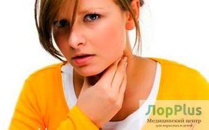 Что делать, если болит горло?