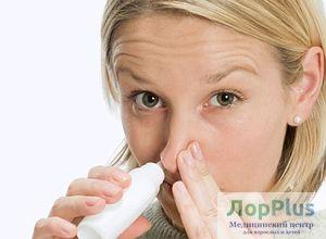 Вазотомия носовых раковин