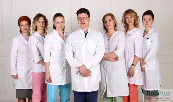 "Врачи клиники ""Лор Плюс"" в Перми"