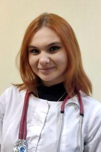 Лискина Марина Александровна