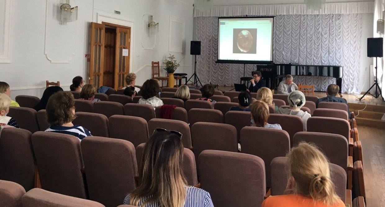 Семинар «Здоровьесберегающие технологии. Охрана голоса» в Перми
